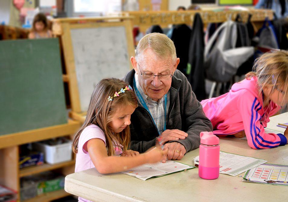 Edited Bob helping students - small